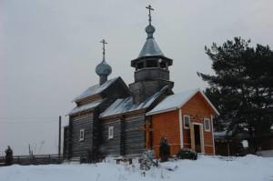 Храм в честь преподобного Кссиана Учемского и св.Анастасии Узорешительницы
