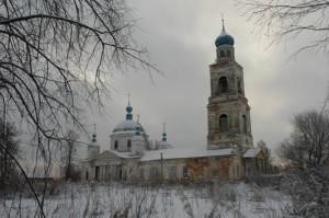 Церковь Владимирской иконы Божией Матери